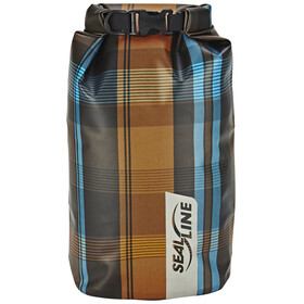 SealLine Discovery Dry Bag 5l olive plaid
